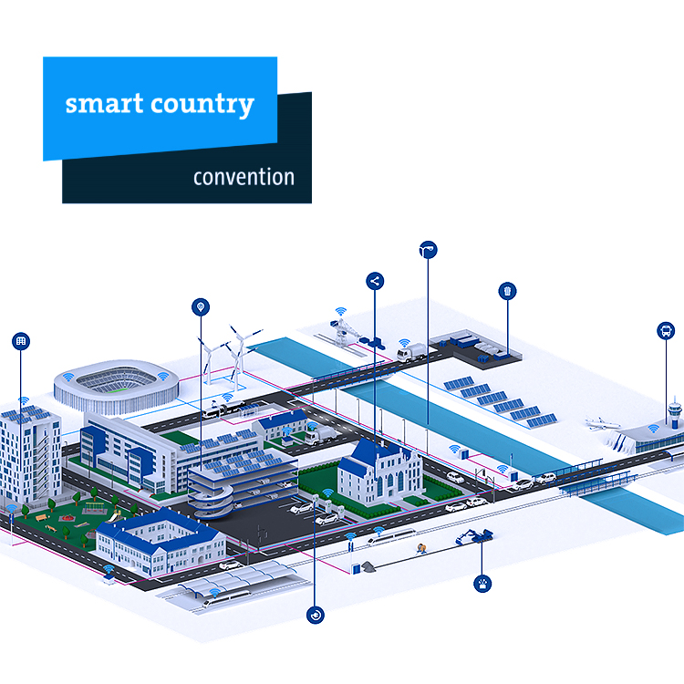 Smart Country Convention 2019: VINCI Energies macht urbane Visionen anfassbar